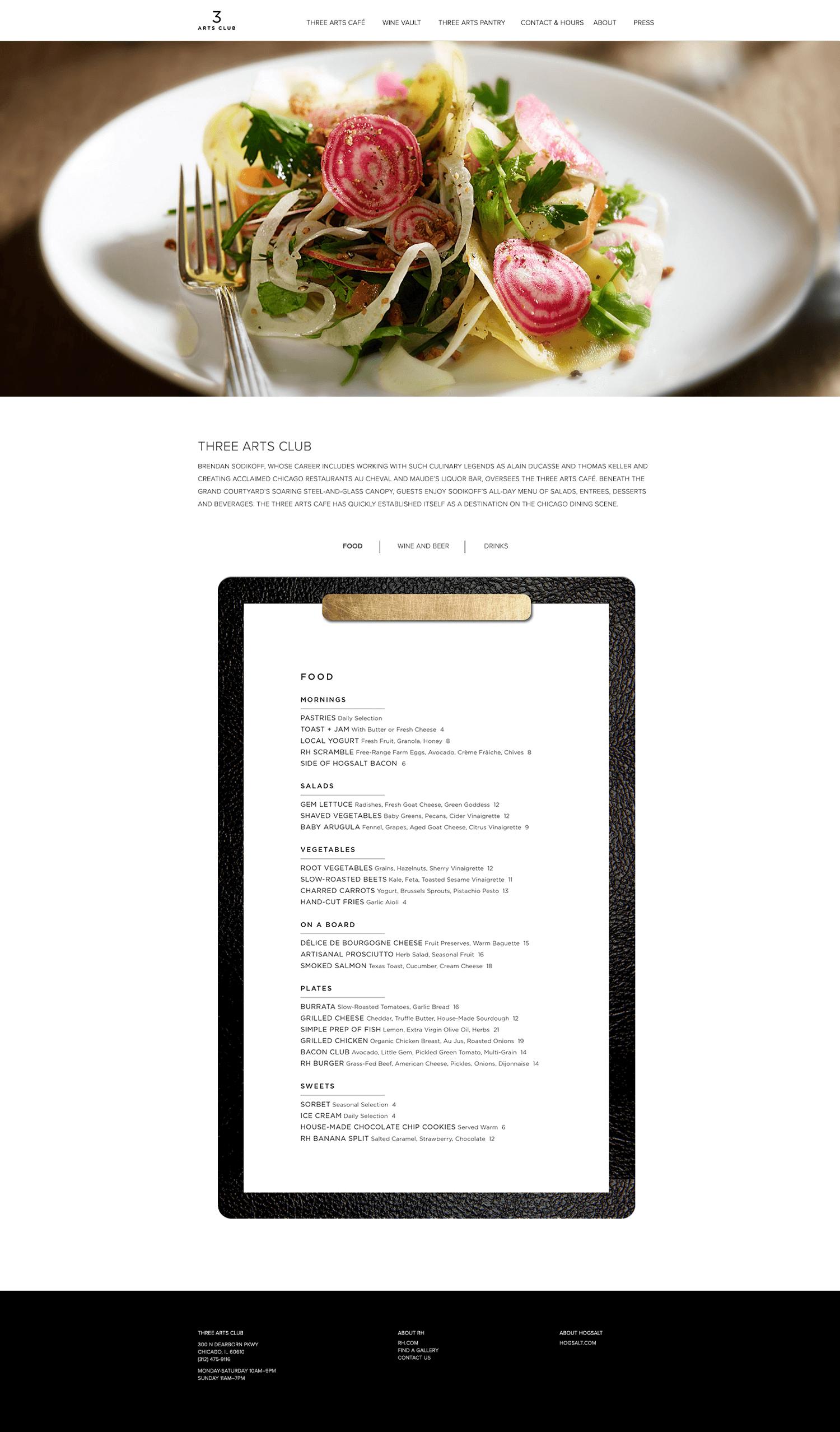 3artsClub-website-inside