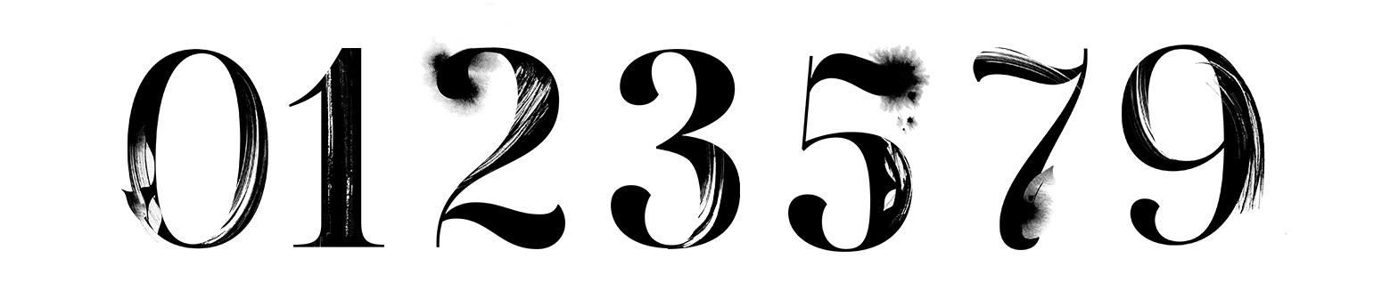 number-mothersday